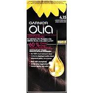 GARNIER Olia 4.15 Ledová čokoláda 50 ml - Barva na vlasy