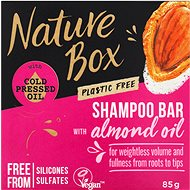 NATURE BOX Almond Shampoo 85 g - Tuhý šampon
