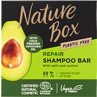 NATURE BOX Avocado Shampoo 85 g - Tuhý šampon