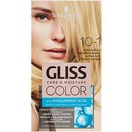 SCHWARZKOPF GLISS COLOR 10-1 Ultra světlá perleťová blond 60 ml - Barva na vlasy
