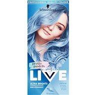 SCHWARZKOPF LIVE Ultra Brights Pretty Pastels P121 Denim Steel 50 ml - Barva na vlasy