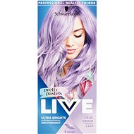 SCHWARZKOPF LIVE Ultra Brights Pretty Pastels L120 Lilac Crush 50 ml