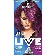 SCHWARZKOPF LIVE Urban Mettalics U69 Amethyst Chrom - Barva na vlasy