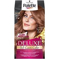 SCHWARZKOPF PALETTE Deluxe 8-59 Tmavý růžový 50 ml - Barva na vlasy