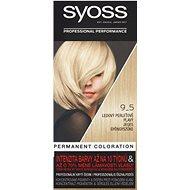 SYOSS Color 9-5 Ledový perleťově plavý 50 ml - Barva na vlasy