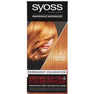SYOSS Color 8-7 Honey Fawn (50ml) - Hair Dye