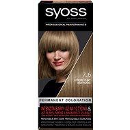 SYOSS Color 7-6 Středně plavý 50 ml - Barva na vlasy