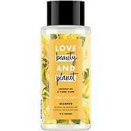 LOVE BEAUTY AND PLANET Hope and Repair Shampoo 400 ml - Šampon