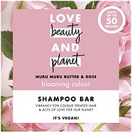 LOVE BEAUTY AND PLANET Blooming Colour Shampoo 90 g - Tuhý šampon