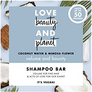LOVE BEAUTY AND PLANET Volume and Bounty Shampoo 90 g - Tuhý šampon