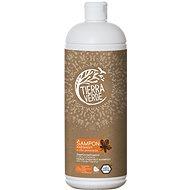 TIERRA VERDE Šampon Kaštanový s vůní pomeranče 1000 ml - Přírodní šampon