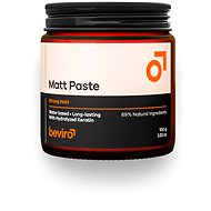 Pasta na vlasy BEVIRO Matt Paste Strong Hold 100 ml - Pasta na vlasy
