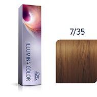 WELLA PROFESSIONALS Illumina Colour Warm 7/35, 60ml - Hair Dye