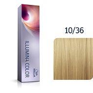 WELLA PROFESSIONALS Illumina Color Warm 10/36 60 ml - Barva na vlasy