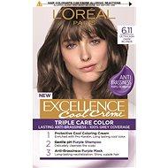 ĽORÉAL PARIS Excellence Cool Creme 6.11 Ultra ash dark blonde