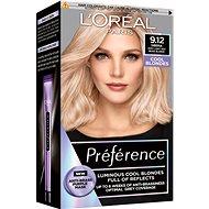 ĽORÉAL PARIS Preference 9.12 Siberia Cold Very Light Blond