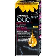 GARNIER Olia 1.10 Safírově Černá 50 ml - Barva na vlasy