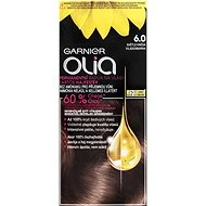 GARNIER Olia 6.0 Světle hnědá 50 ml - Barva na vlasy