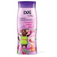 DIXI Šampon a balzám Sviště šťavnatost jahůdek a malin 250 ml