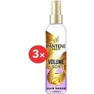 PANTENE Extra Volume Sprej na jemné a zplihlé vlasy 3 × 150 ml