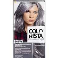 ĽORÉAL PARIS Colorista Permanent Gel #Smokeygrey 160 ml - Barva na vlasy