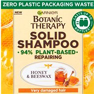 GARNIER Botanic Therapy Solid Shampoo Honey & Beeswax obnovující tuhý šampon 60 g