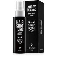 ANGRY BEARDS Hair shot Tonikum na vlasy 100 ml