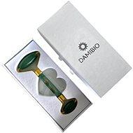 DAMIBIO Face Roller Aventurín zelený v dárkové krabičce