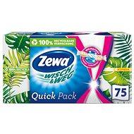 ZEWA Wisch&Weg Quick Pack 75 ks