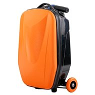 Luggage on the wheels ORANGE - Skládací koloběžka