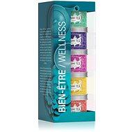 Kusmi Tea Wellness Teas Vzorkovník čajů balení PVC BOX plechovka 5 x 25g - Čaj