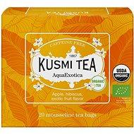 Kusmi Tea Organic AquaExotica 20 mušelínových sáčků 40g - Čaj