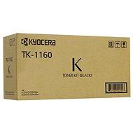Kyocera TK-1160 černý - Toner