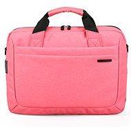 """Kingsons City Commuter Laptop Bag 13.3"""" růžový - Brašna na notebook"""