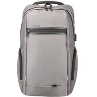 "Kingsons Business Travel Laptop Backpack 15.6"" šedý - Batoh na notebook"