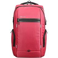 """Kingsons Business Travel Laptop Backpack 15.6"""" červený - Batoh na notebook"""