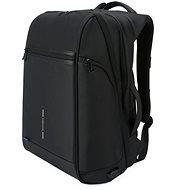 """Kingsons Business Travel USB Laptop Backpack 17"""" černý - Batoh na notebook"""