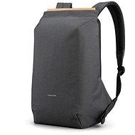 "Kingsons Anti-theft Backpack Dark Grey 15.6"" - Batoh na notebook"