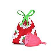 LADYCUP Sweet Strawberry L(arge) - Menstruační kalíšek