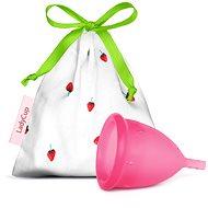 LADYCUP Sweet Strawberry S(mall) - Menstruační kalíšek