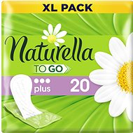 NATURELLA Plus To Go Intimky 20 ks - Slipové vložky