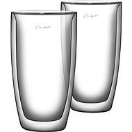 Lamart set 2 café latté sklenic 380ml VASO  LT9011 - termosklenice