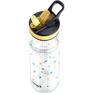 Lamart Sportovní lahev 0.5l žlutá Straw LT4035 - Láhev na pití