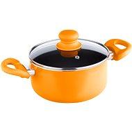 Lamart Kastrol 18cm oranžový Multicolor LT1031 - Kastrol