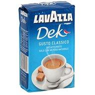 Lavazza Dek, mletá, 250g - Káva