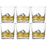 LAV Whiskey glass 310ml ELEGAN clear