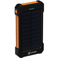 XLAYER Powerbank Plus Outdoor Solar 8000mAh - Power Bank