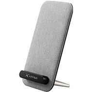 XLAYER Wireless Fast Charger 10W, šedá - Nabíjecí podložka