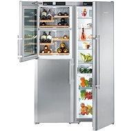 LIEBHERR SBSes 7165 - American fridge