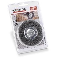 KRT150109 - Brusný ocelový kartáč 10mm